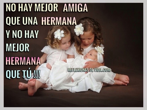 QUERIDA HERMANA