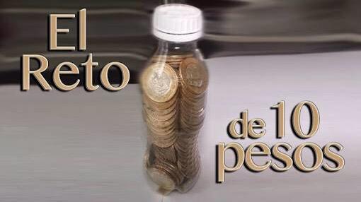 EL RETO DE LOS 10 PESOS